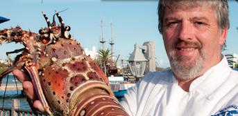 Bermuda-Lobster